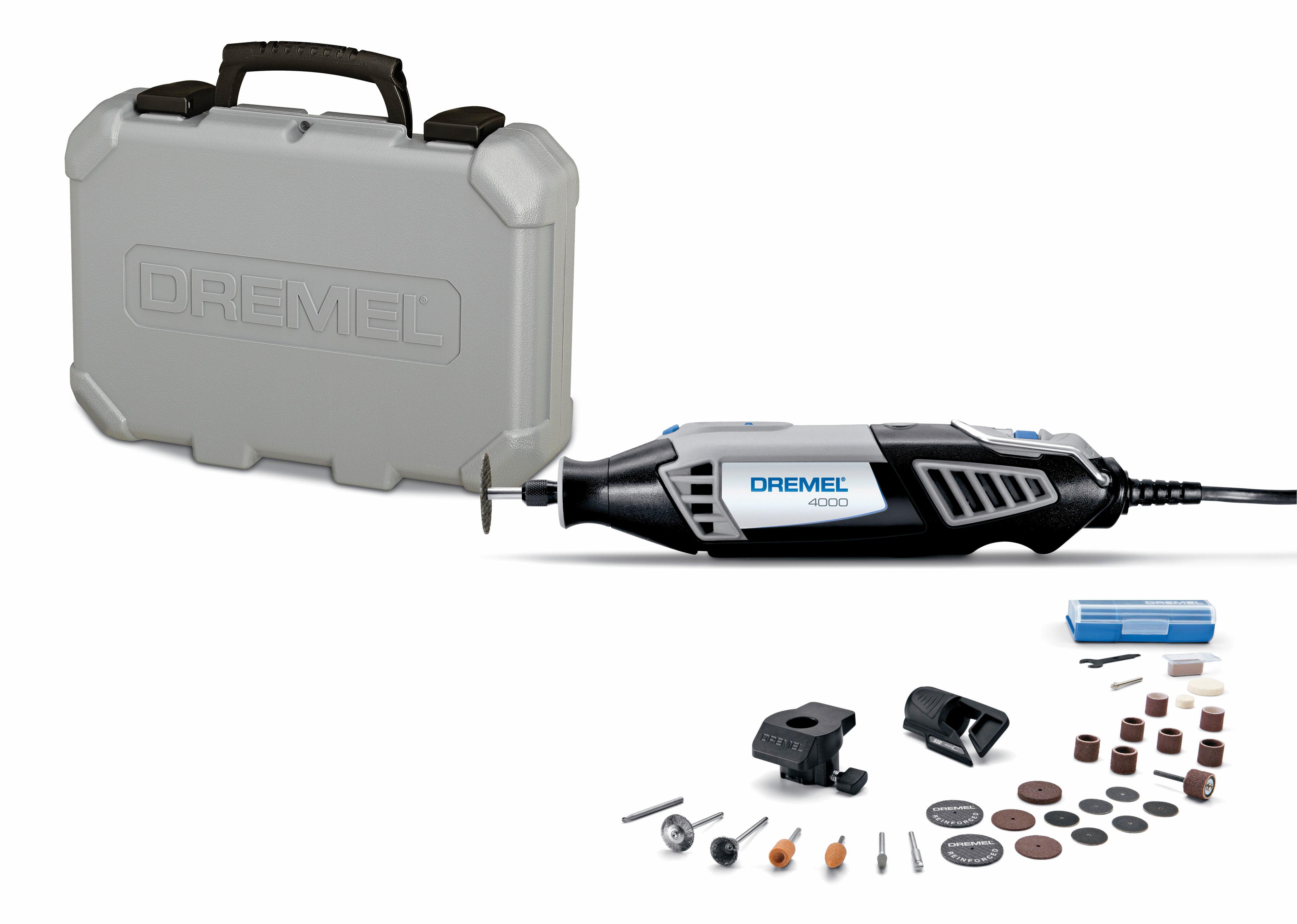 Dremel 4000-2 30 120-Volt Variable Speed Rotary Tool Kit by Robert Bosch Tool Corporation