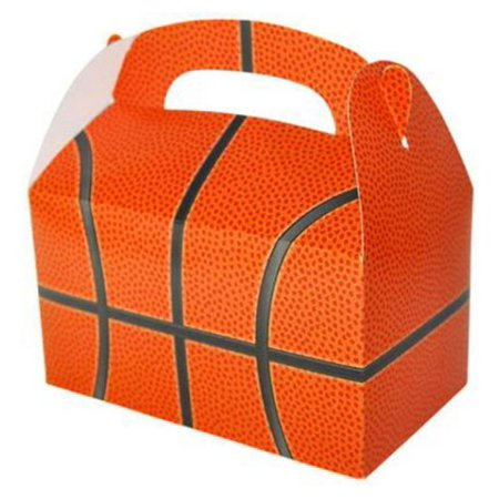 24 BASKETBALL PARTY TREAT BOXES FAVORS GOODY BAG PRIZE GIFT BASKET CARNIVAL, 24 BASKETBALL PARTY TREAT BOXES FAVORS GOODY BAG PRIZE GIFT BASKET CARNIVAL By Salman Store