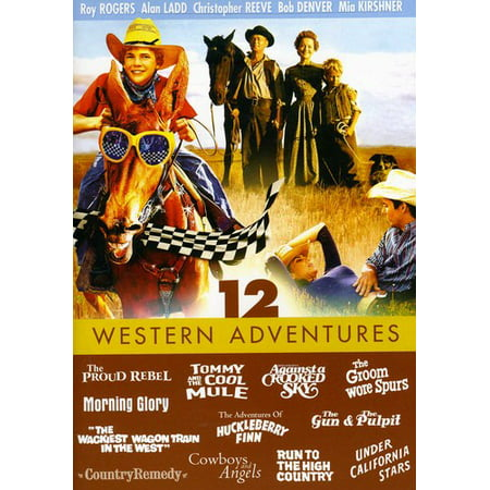 Family Friendly Halloween Films (Western Adventures: Family Film)
