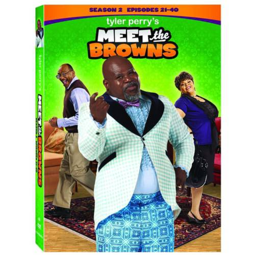 Tyler Perry's Meet The Browns: Season Two (Widescreen)