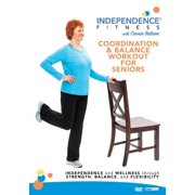 Independence Fitness: Coordination & Balance Workout for Seniors (DVD) by BAYVIEW FILMS