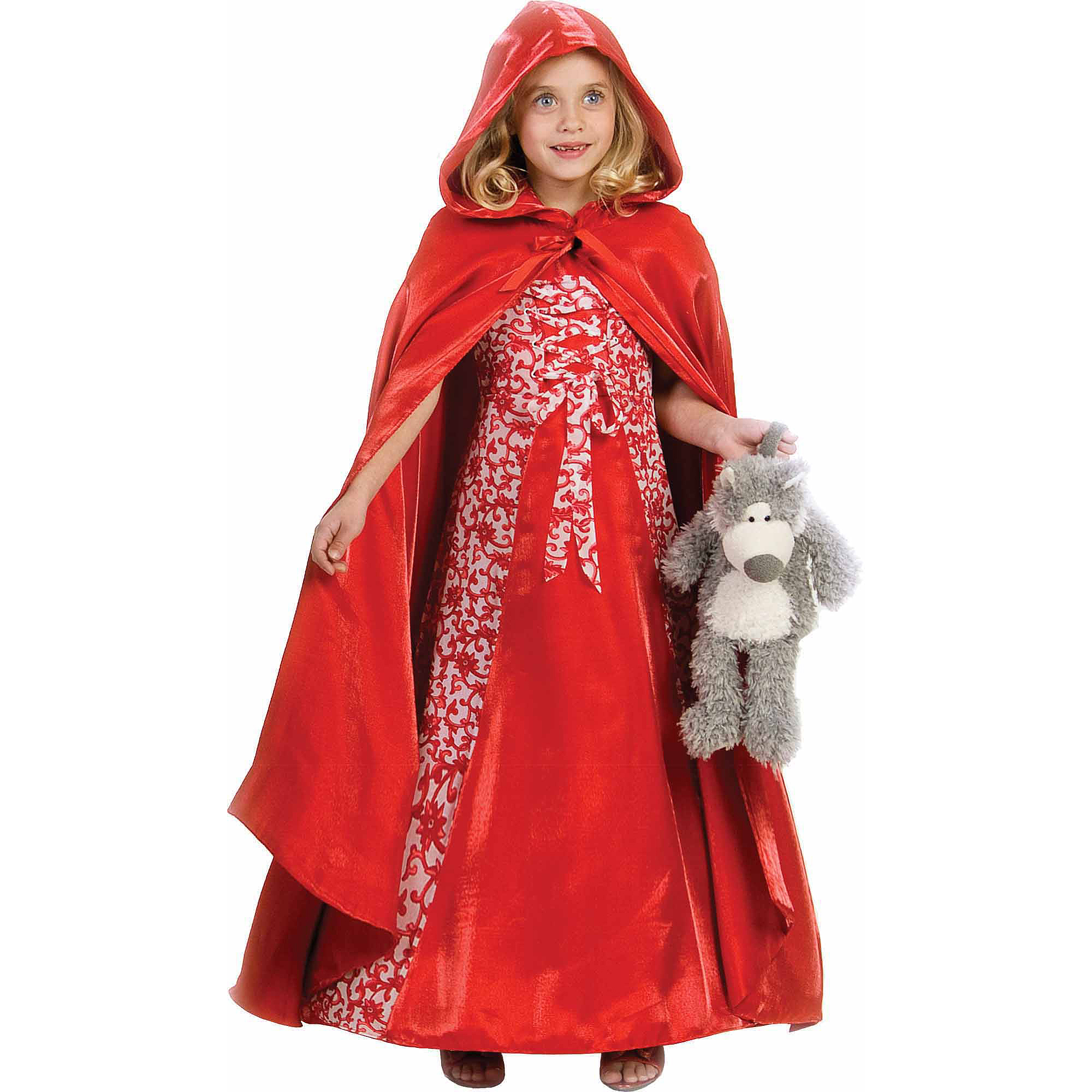 Princess Red Riding Child Halloween Costume