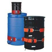 BRISKHEAT GDPCS10 Drum Heater, Heavy Duty, For Poly Drums/Pails, 120VAC, 150W,