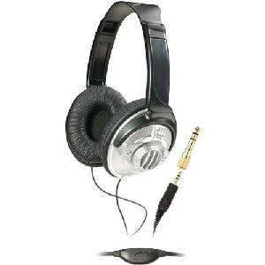 JVC HAV570 Full-Size DJ Headphones With In-Line Volume Control