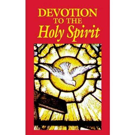 Spirit Tag - Tan Books Devotion to the Holy Spirit