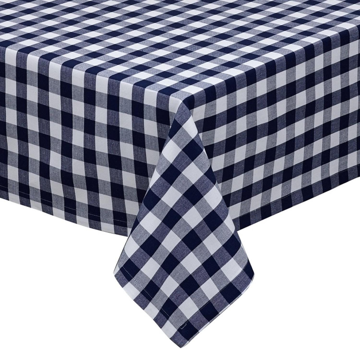 The Pioneer Woman Charming Check Tablecloth, Teal, Available In Multiple  Sizes   Walmart.com