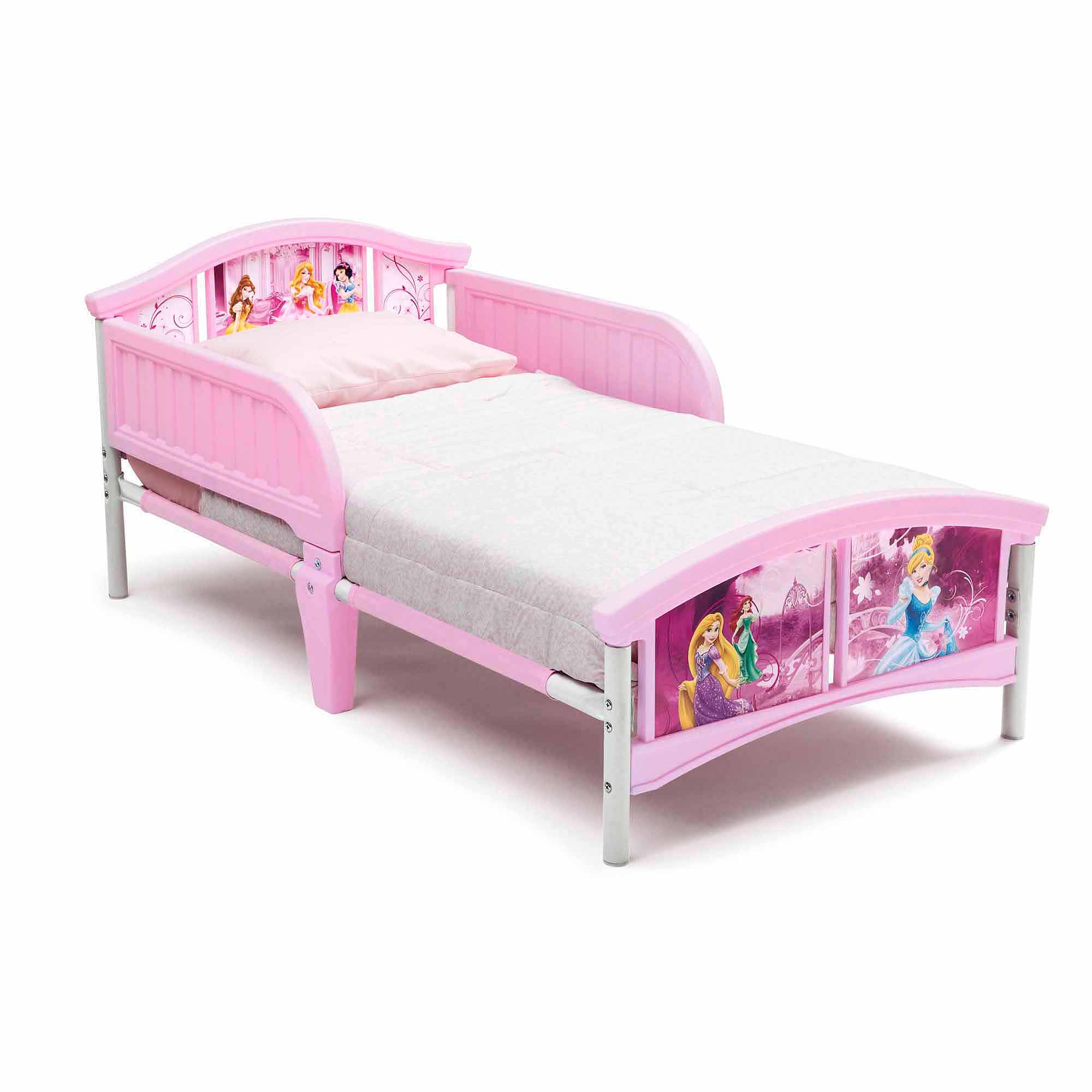 Disney Princess Plastic Toddler Bed