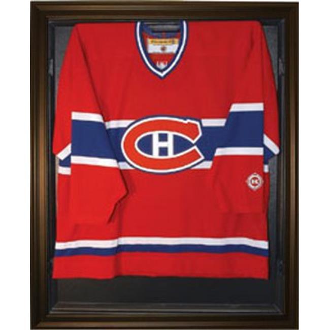 ATHLON CTBL-H2895 Hockey Jersey Deluxe Display Case Black...