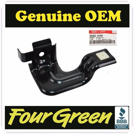 Genuine Front Bumper Grille Mounting Support Bracket OEM For 05-10 Kia Sportage