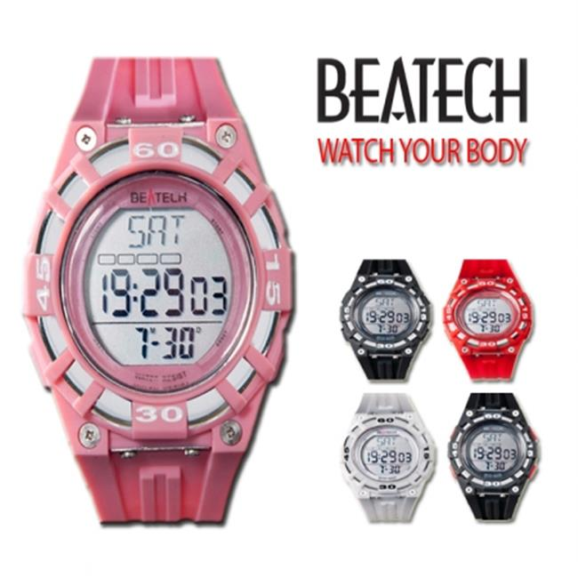 Ovente Heart Rate Monitor BH5000 Pink - Beatech Collection