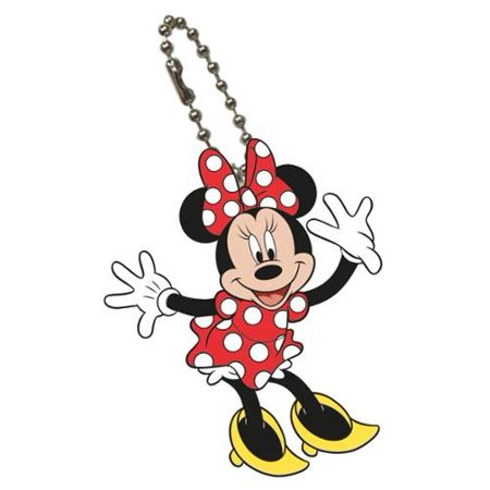 Family Guy Bendable Keychain - Mickey Mouse Bendable Keychain Minnie