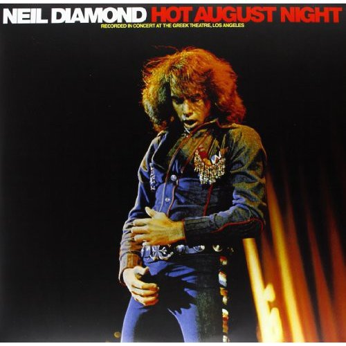 Hot August Night (Vinyl)