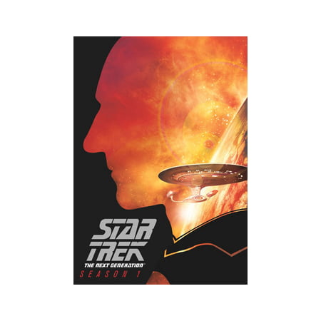 Star Trek The Next Generation: Season One (DVD)