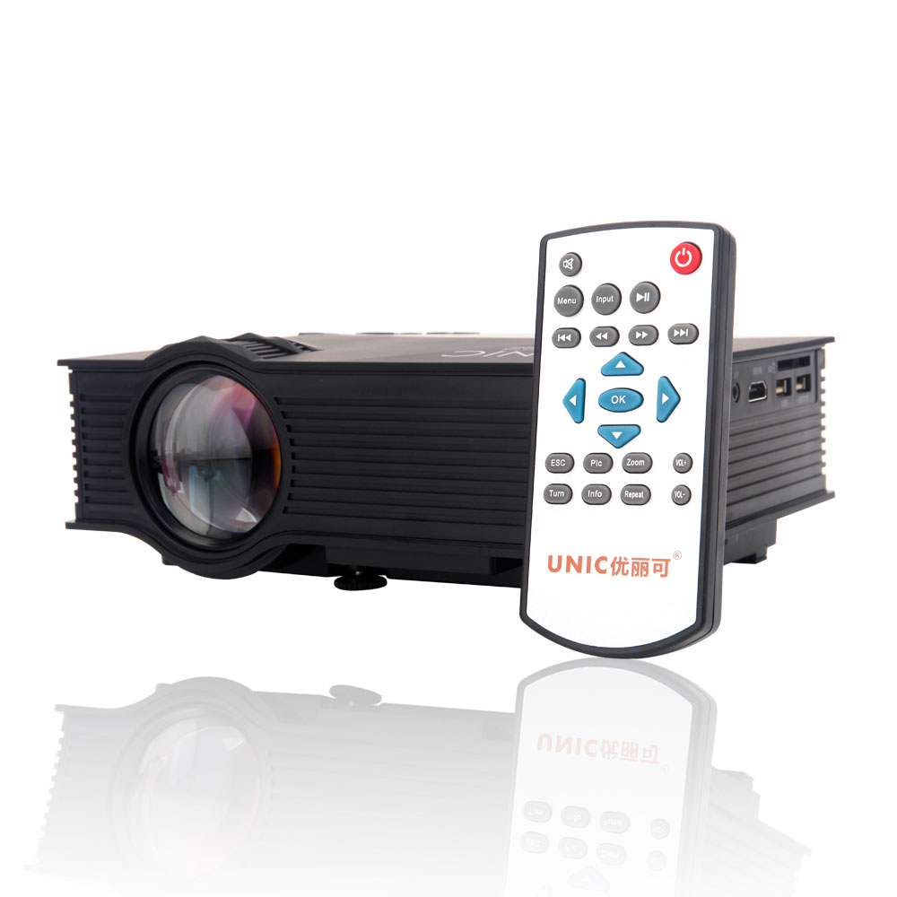 Ktaxon UC46 Multimedia 1200Lumens WiFi Wireless Portable ...