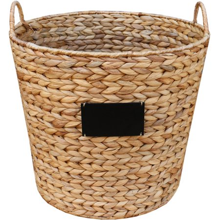 Better Homes And Gardens Hyacinth Round Basket