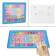 Garosa Learning Tablet Toy,Baby Kids Touch Screen Learning English Machine Tablet Early Educational Toy, Baby Tablet Toy
