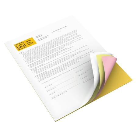 Xerox Vitality Multipurpose Carbonless Paper, 8 1/2 x 11, - Premium Digital Carbonless Paper