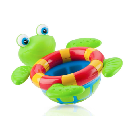Nuby Tub Time Turtle