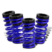 For 2003 to 2013 Corolla E130 Adjustable Coilover Suspension Lowering Spring (Blue) 04 05 06 07 08 09 10 11 12