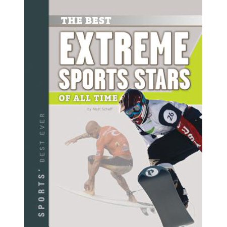 Best Extreme Sports Stars of All Time