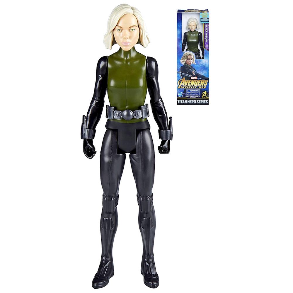 """Black Widow 12"""" Action Figure Marvel Avengers Infinity War Series"""