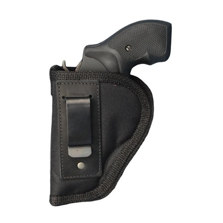 Barsony Left Hand Draw Inside the Waistband Gun Holster Size 3 Charter Arms  Colt Ruger S&W Taurus small/medium  22  38  44  357 Revolvers