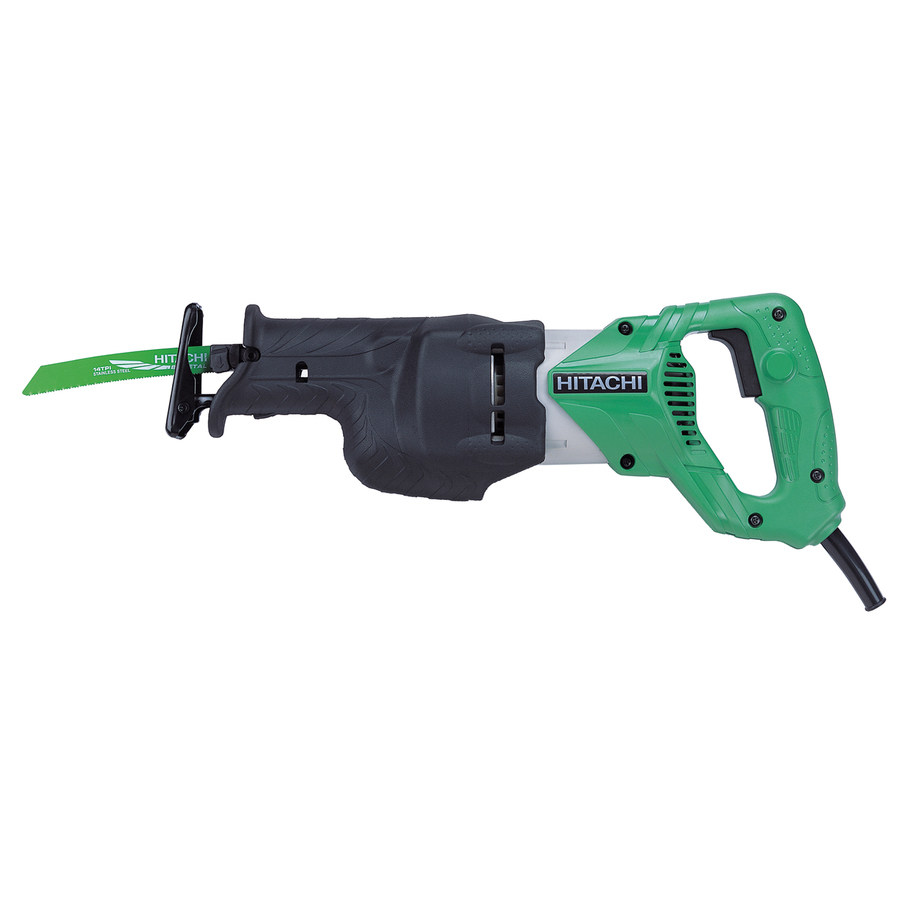 HITACHI CR13V2 Factory Reconditioned 10 Amp Electric Reciprocating Saw Sawzall Variable... by