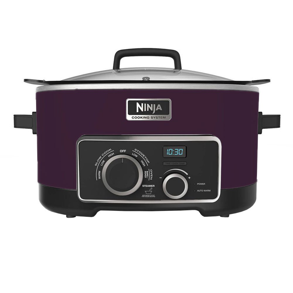 Ninja Multi Cooker 4-in-1 6-Quart Digital Cooking System (Certified Refurbished)