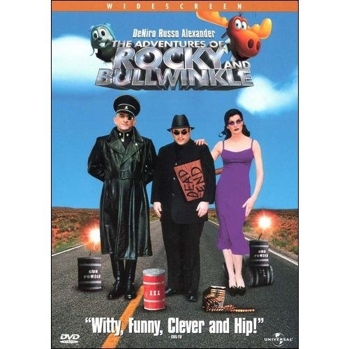 The Adventures Of Rocky And Bullwinkle (Widescreen)