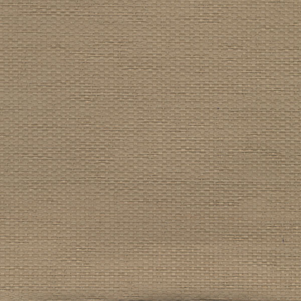 Fang Taupe Paper Weave Wallpaper