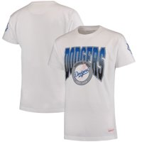 224c7074a Product Image Los Angeles Dodgers Mitchell   Ness Play By Play Traditional T -Shirt - White