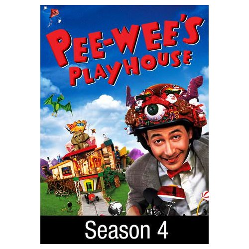 Pee-wee's Playhouse: Season 4 (1989)