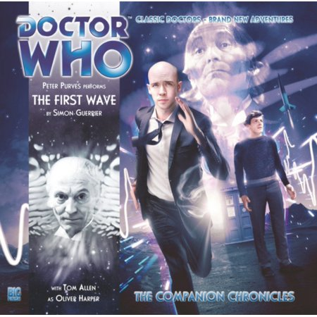 Desoto First Wave (The First Wave (Doctor Who: The Companion Chronicles) (Audio CD) )