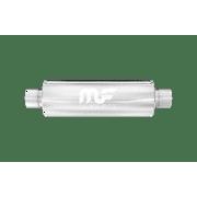 MagnaFlow Muffler Mag SS 14X4X4 2X2 C/C