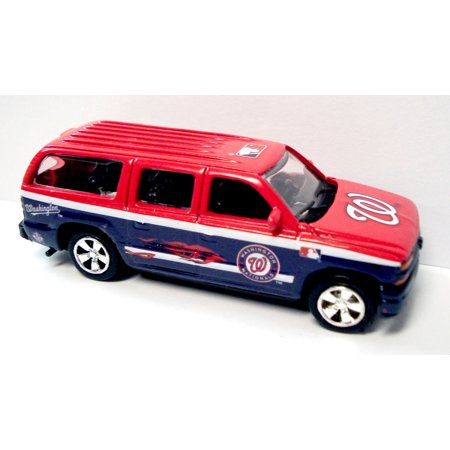 Top Dog 1:64 Chevy Suburban - MLB Washington Natio