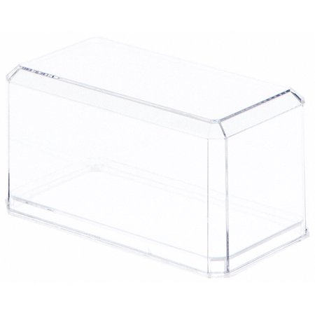 Clear Acrylic Display Case For 1:64 Scale Cars - 3.5