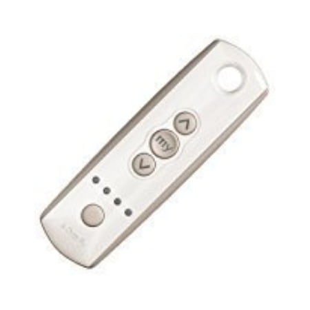 Somfy Telis 4 RTS Pure Remote, 5 Channel (1810633) 4 Channel Usb Remote Monitoring