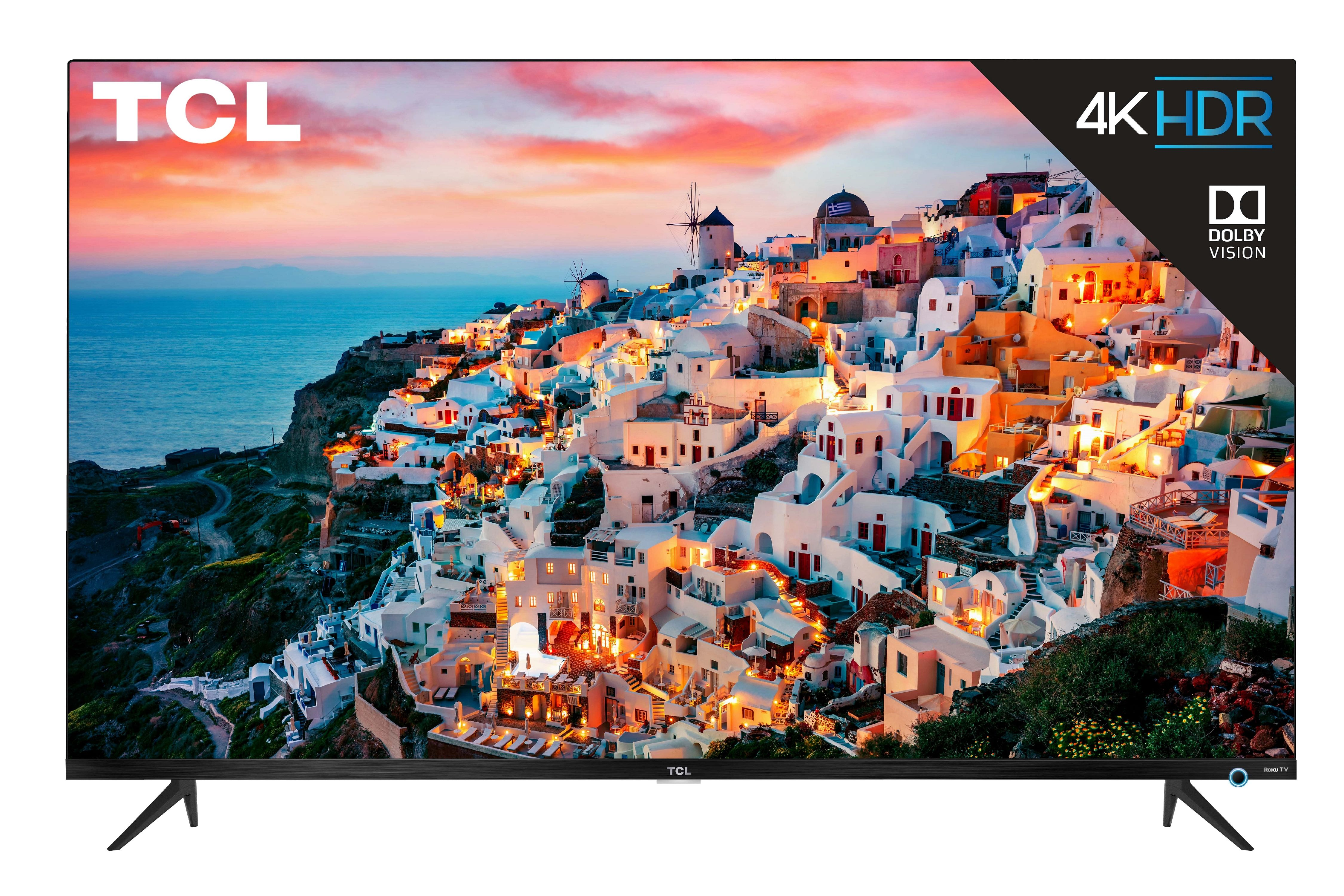 "TCL 65"" Class 4K Ultra HD (2160p) Dolby Vision HDR Roku Smart LED TV (65S525)"