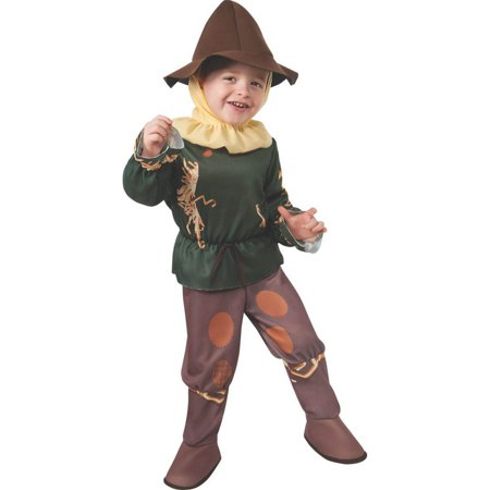Classic Wizard of Oz Toddler Scarecrow Costume](Wizard Toddler Costume)