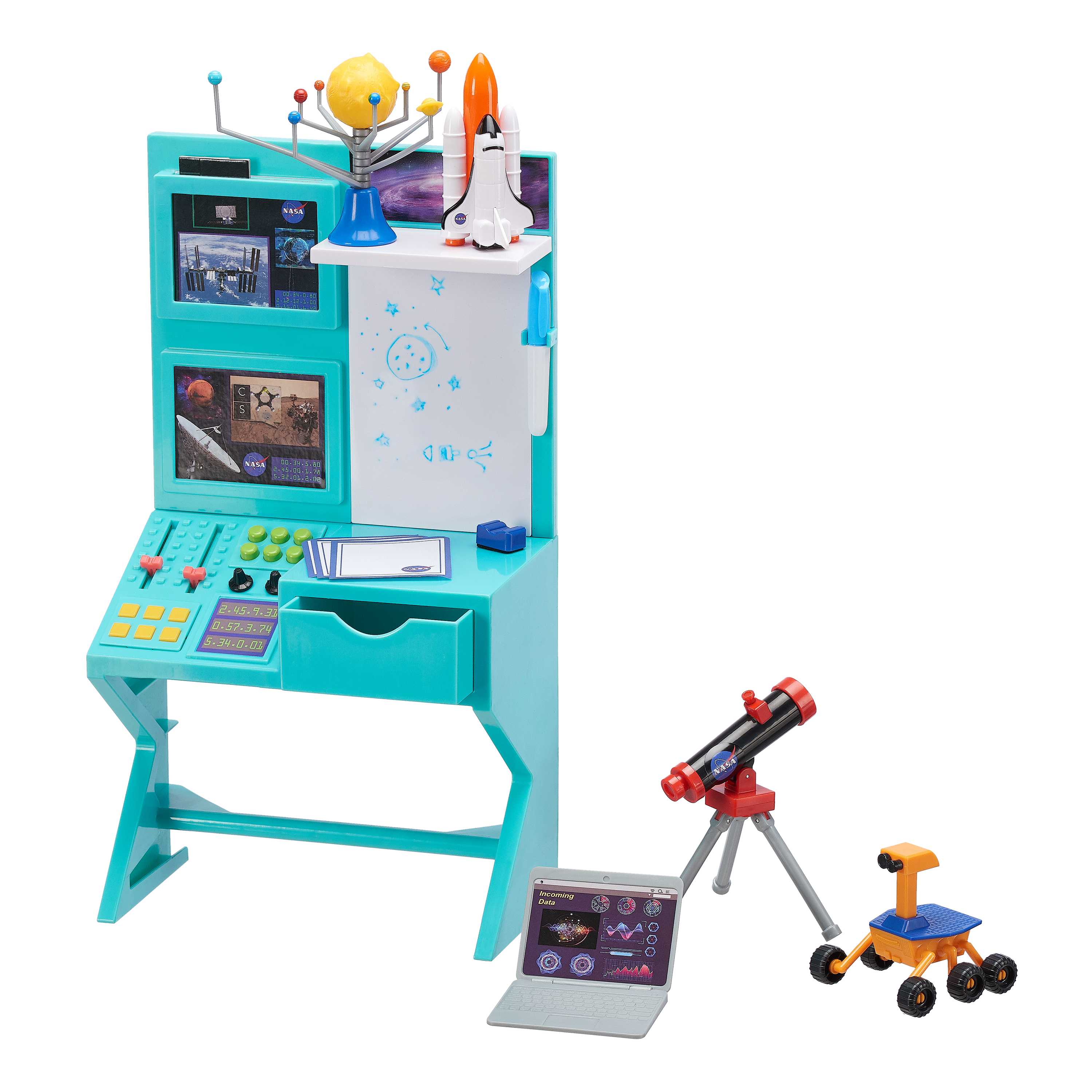 My Life As Science Lab Toy Play Set for 18-inch Dolls, 23 Pieces