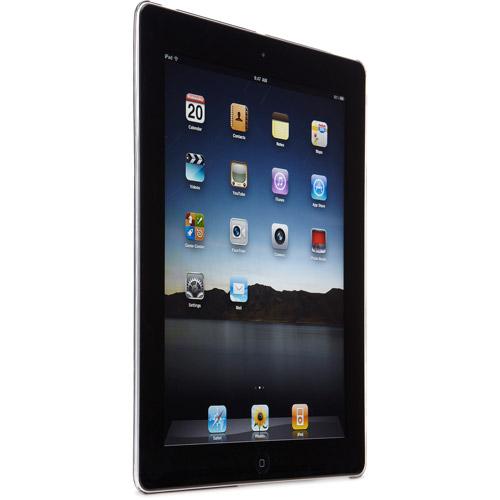 Case Logic Polycarbonate iPad Case, Black