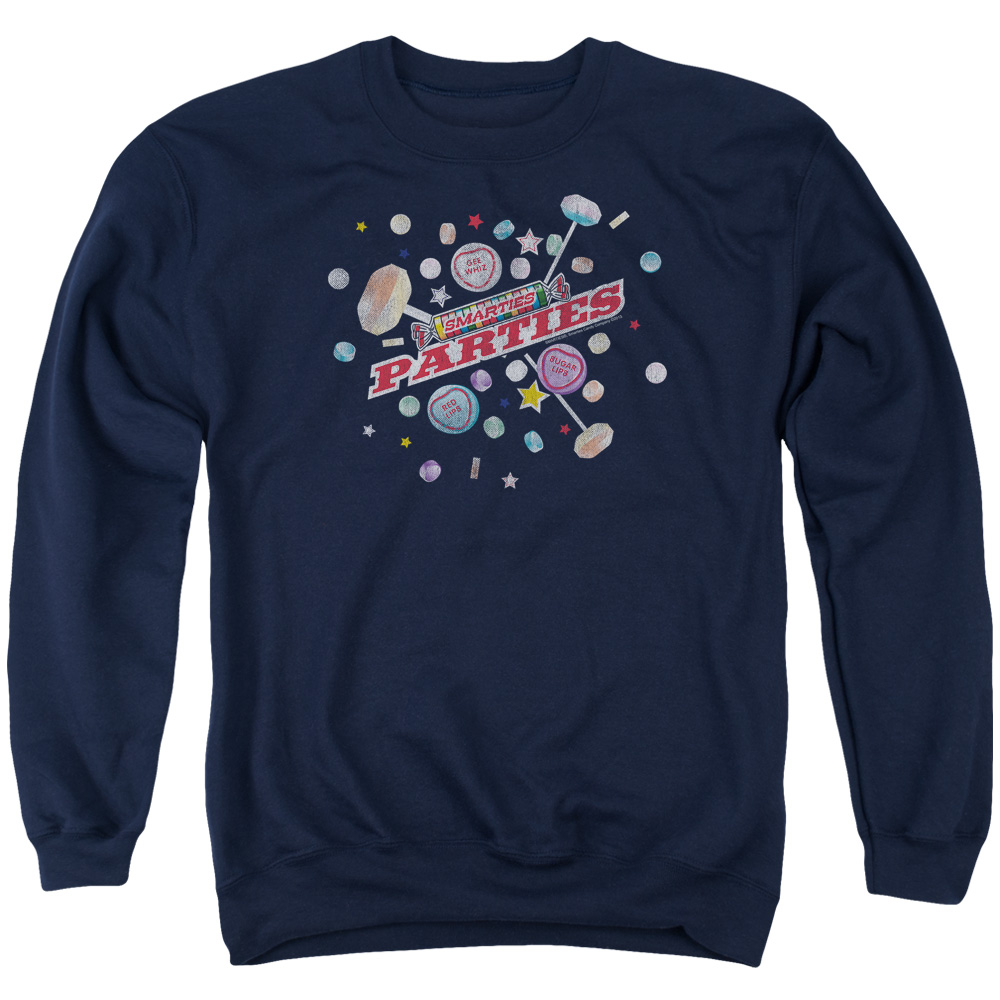 Shirt Peace Lollies Adult Ringer T Smarties
