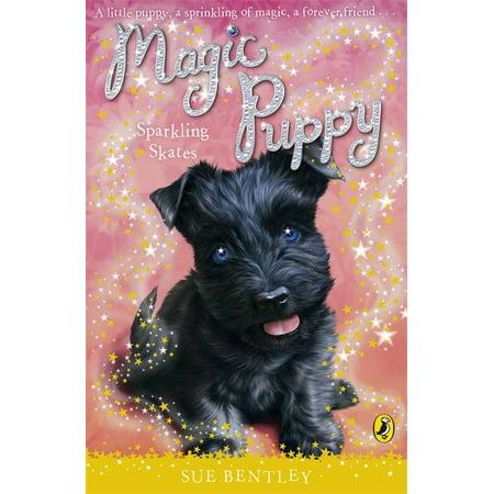 Magic Puppy Sparkling Skates