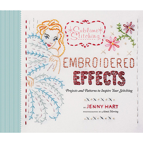 Chronicle Books, Embroidered Effects