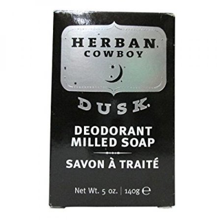 (Herban Cowboy Dusk Milled Bar Soap, 5 Ounce -- 6 per case.)