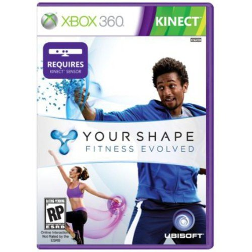 Your Shape: Fitness Evolved (Xbox 360/Kinect)