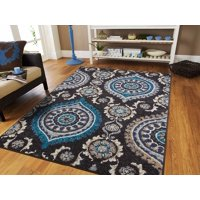 Century Rugs Luxurious 8x10 Area Rugs Under $100 Black Contemporary Area Rugs Blue Modern Rugs Large 8x11