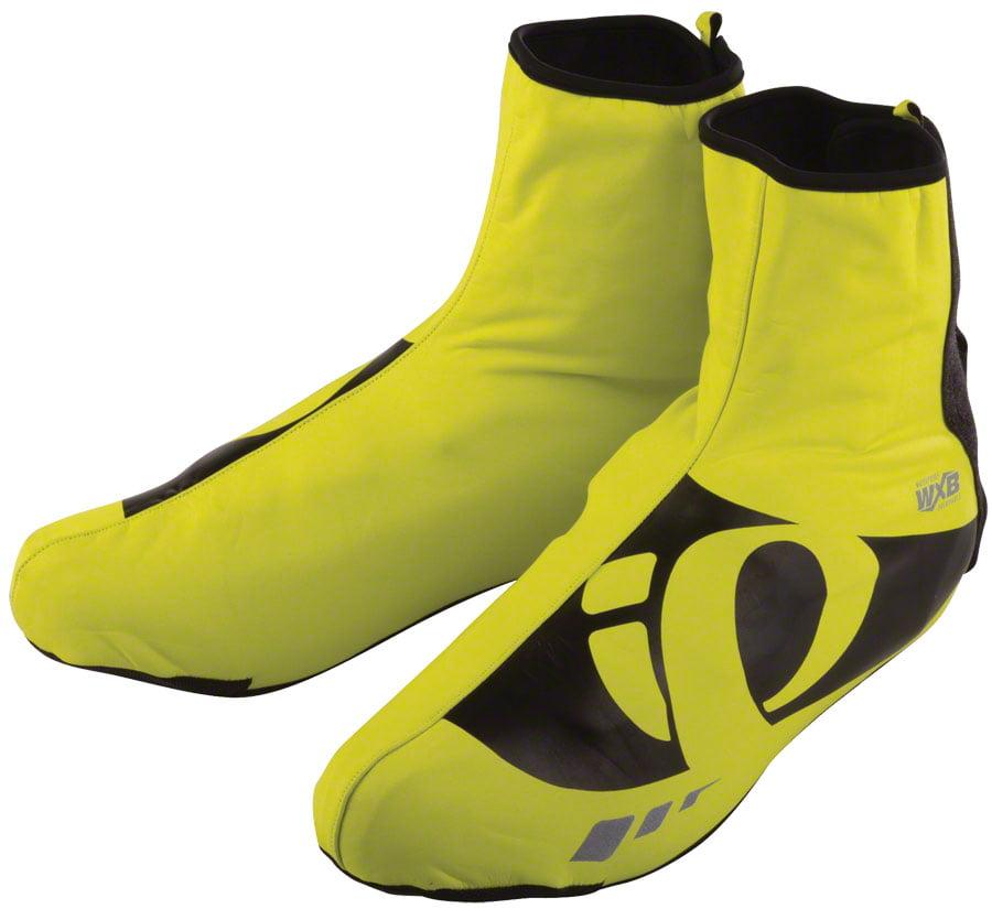 Pearl Izumi P.R.O. Barrier WxB Shoe Cover: Yellow SM