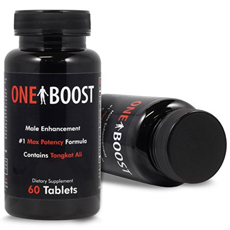 One Boost Testosterone Booster, Tongkat Ali - Naturally Support Low T Quickly, Increase Energy & Stamina - Potent Rescue (2
