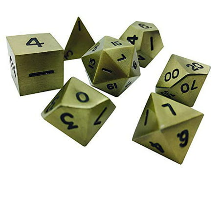 Set Of 7 Bronze Dragon Scale Full Metal Polyhedral Dice Norse Foundry Rpg Math Games Dnd Pathfinder Walmart Canada You do not need to be present to win. set of 7 bronze dragon scale full metal polyhedral dice norse foundry rpg math games dnd pathfinder